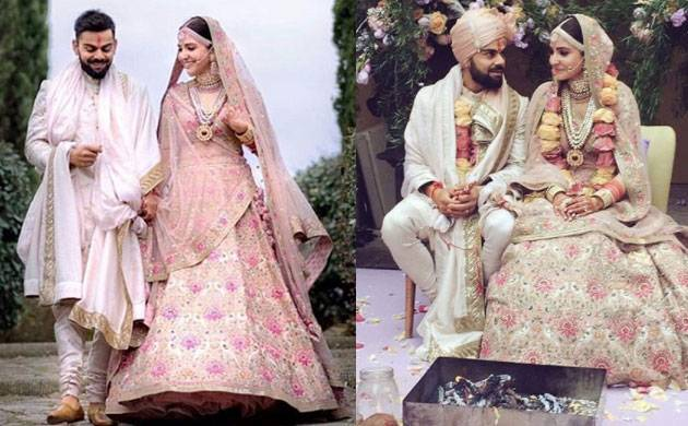 d5ea09a5963 Virushka marriage  Check out the UNSEEN pictures of Virat Kohli-Anushka  Sharma s wedding ceremony