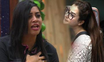 Bigg Boss 11: Arshi Khan-Shilpa Shinde fight over captaincy (watch video)