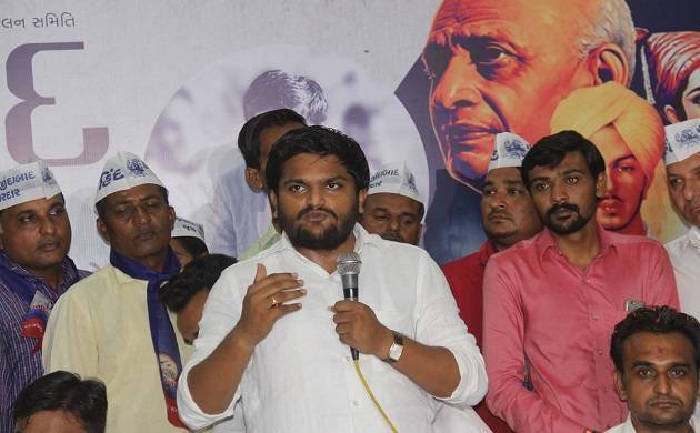 Gujarat Assembly elections: Hardik Patel says I have doubt on EVMs, but if it doe not malfunction BJP will lose (File Photo)