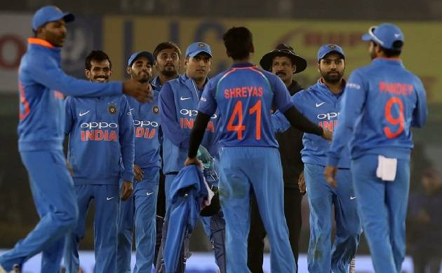 Live Cricket Score, India vs Sri Lanka, 3rd ODI: India win toss, elect to bowl first (BCCI Twitter)