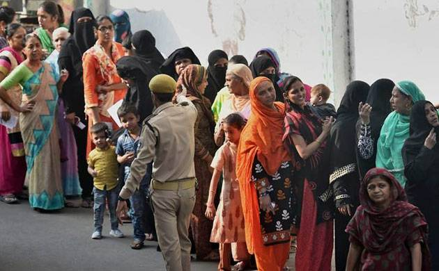 Gujarat: Over 70% voter turnout in re-polling