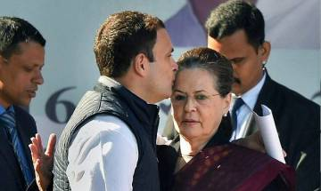 Congress Dynasty and Rahul Gandhi's kiss on Sonia's forehead