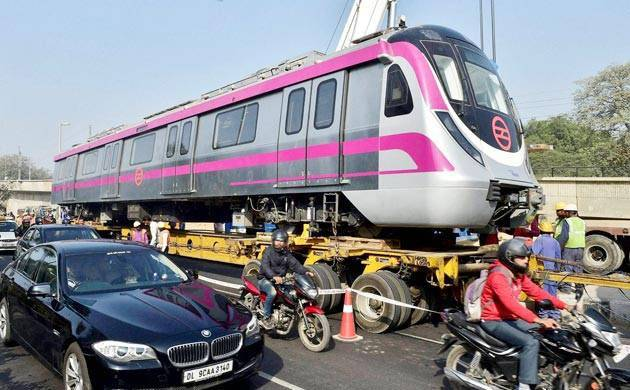 Christmas cheer: PM Modi to launch Magenta Line section on Dec 25