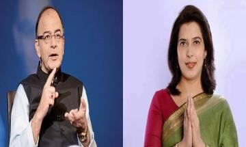 Arun Jaitley, Saroj Pandey named observers by BJP for selection of Gujarat CM