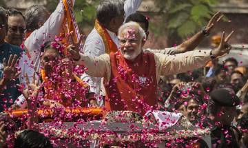 Gujarat and Himachal Pradesh Election Results 2017: J-K BJP celebrates Gujarat and HP poll victory