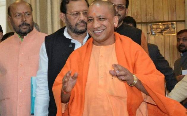 Yogi government presents supplementary budget in UP Assembly (File Photo)