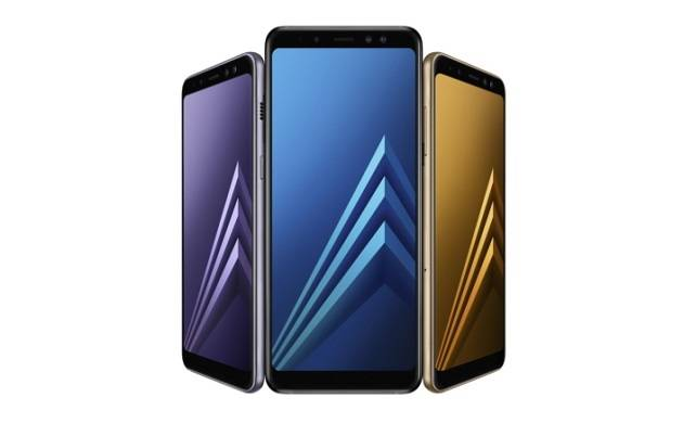 Samsung Galaxy A8, A8+ (2018) launched with dual selfie cameras