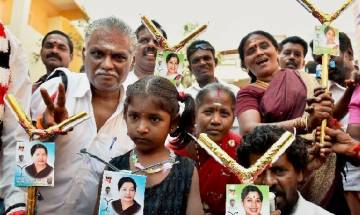 Campaigning for high stakes RK Nagar constituency ends