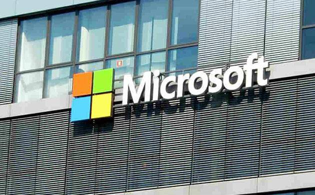 Top officials of tech giant Microsoft have said that the company will be focusing more on government and small business segment to grow its India revenues (File)