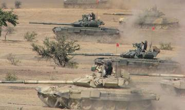 Indian Army conducts major military exercise Hamesha Vijayee in deserts of Rajasthan