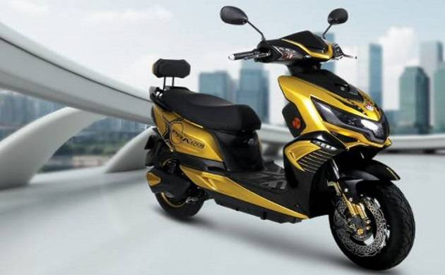 Okinawa launches its second e-scooter 'Praise' in India at Rs 59889