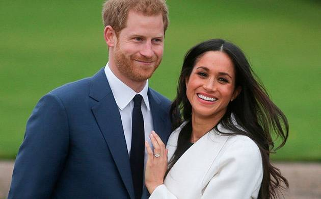 Prince Harry and Meghan Markle's release adorable engagement pictures (File Photo)