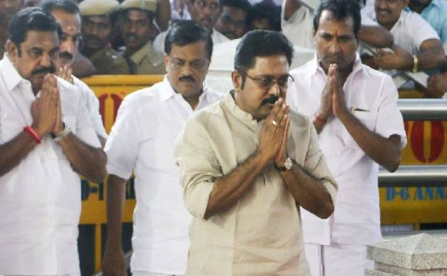 Video shot by Sasikala, says Dhinakaran; claims his aide released it without knowledge (File Photo)