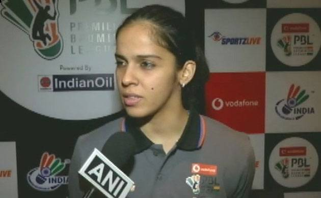 Nehwal has won over 21 international titles including 10 Superseries titles (ANI)