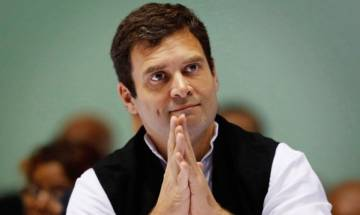 Rahul Gandhi to chair first CWC meeting as Congress president today