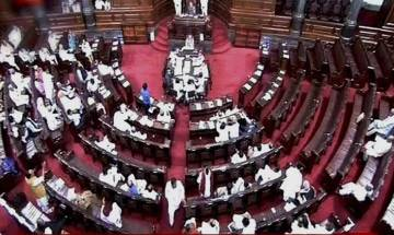 Winter session of Parliament: Rajya Sabha adjourns as Cong insists on resolving impasse over PM Modi's remark