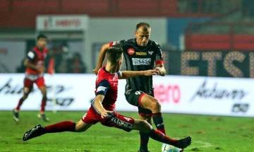 Indian Super League: Jamshedpur FC edge past Bengaluru FC 1-0 courtesy stoppage time penalty from Trindade