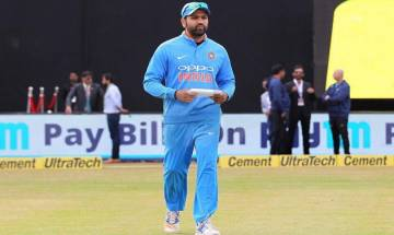 Indian opener Rohit Sharma: I play according to the field