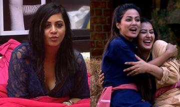 Bigg Boss 11: Arshi Khan DISAPPOINTED with her elimination, says surprising things about Hina Khan, Shilpa Shinde