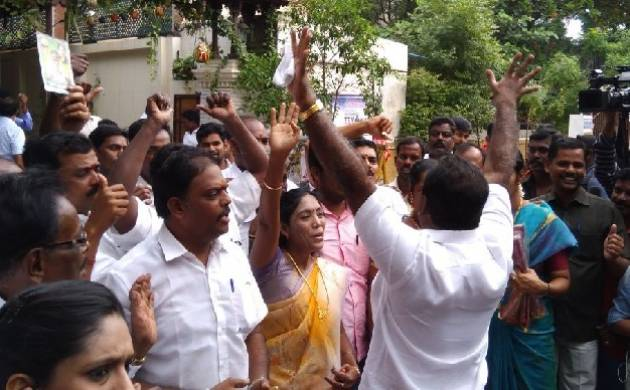 RK Nagar by-poll result 2017 LIVE: Counting to begin amid thick security cover at Queen Mary College (File Photo)
