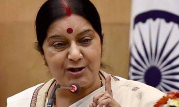 Sushma Swaraj's request for vote turned down politely by AIUDF president