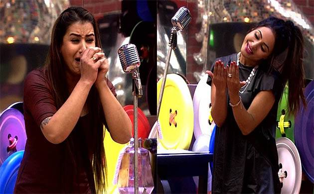 Bigg Boss 11 Episode 85, LIVE: Shilpa Shinde and Hina Khan enters into laughter challenge