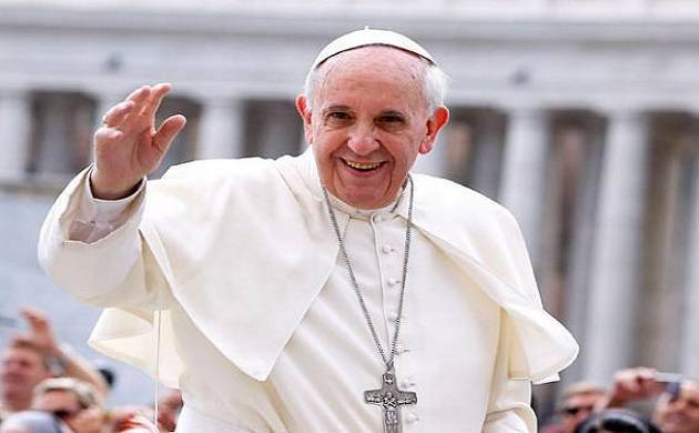 Pope laments 'winds of war' blowing around the world (File Photo)