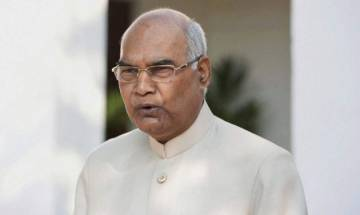 President Kovind irked by distribution of food packets during his speech