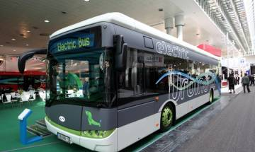 Government eyes 100 per cent electric public transport through FAME India scheme