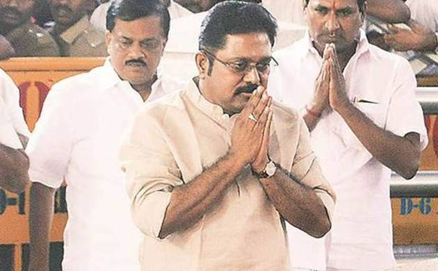 AIADMK leader TTV Dhinakaran sworn in as MLA (pic credit: PTI)