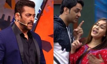 Bigg Boss 11: Shilpa Shinde's brother Ashutosh QUESTIONS Vikas Gupta in front of Salman Khan (watch video)