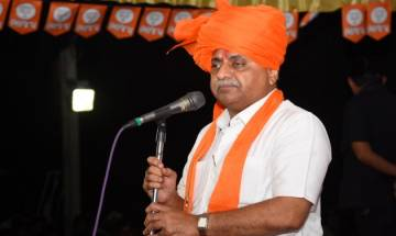 Gujarat Deputy CM Nitin Patel says fighting for self-respect, won't quit BJP