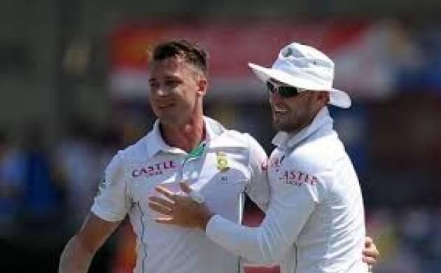 AB De Villiers and Dale Steyn - File Photo