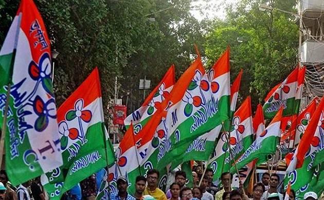 Bengal BJP intellectual cell convenor Diptangshu Chowdhury joins Trinamool Congress (Photo Courtesy: PTI)
