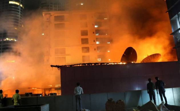 Kamala Mills fire: Two relatives of pub owners arrested (pic credit: PTI)