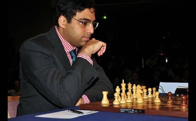 Viswanathan Anand  wins bronze at World Blitz Chess Championship (Source: PTI file)