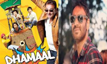 Ajay Devgn replaces Sanjay Dutt in 'Total Dhamaal', to also co-produce the film
