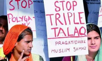 Triple talaq bill to be tabled in Rajya Sabha tomorrow