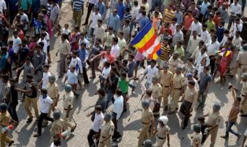 Dalit leader Prakash Ambedkar calls off Maharashtra bandh
