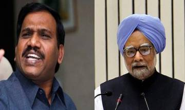 Happy that you stand vindicated in 2G case, says Manmohan Singh in response to A Raja's letter