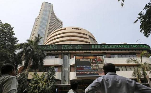 Sensex up by 138.10 points, currently at 34,107.74 (Source: PTI)
