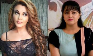 Watch | News Nation Exclusive: Rakhi Sawant REACTS to defamation case against her by Honeypreet's mother
