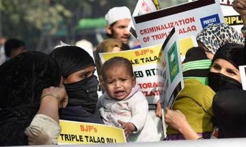 Triple Talaq Bill fails to clear Rajya Sabha hurdle, Parliament winter session ends