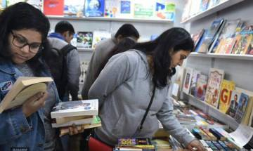 World Book Fair begins with call for climate change awareness
