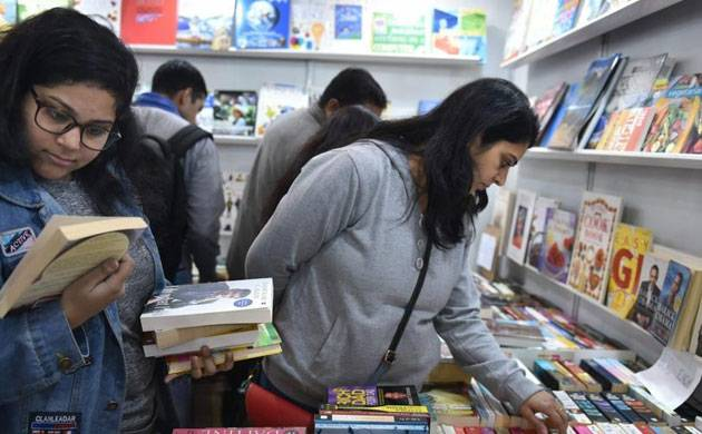 World Book Fair begins with call for climate change awareness (representational image: PTI)