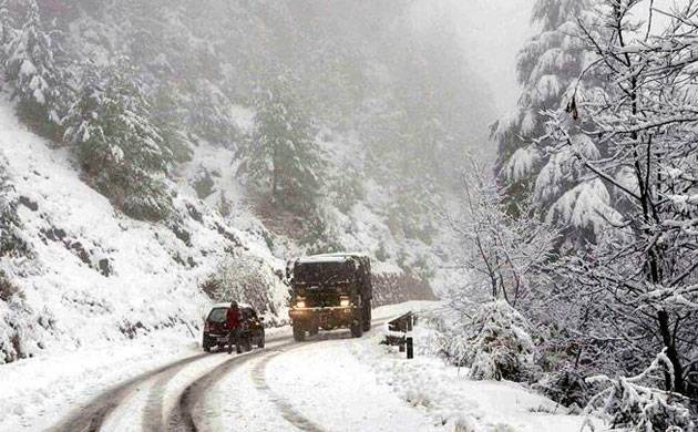 Leh recorded as coldest place in Jammu and Kashmir (representational pic source: PTI)