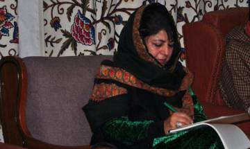 Need to break vortex of violence in Kashmir, says Mehbooba Mufti