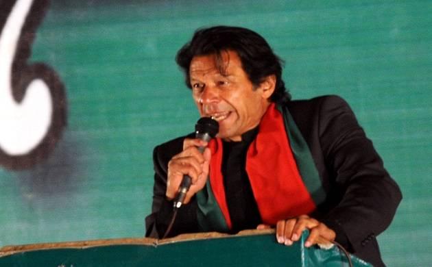 Pakistani opposition leader Imran Khan. (File Photo: IANS)