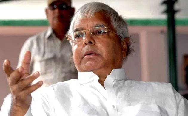 Lalu Yadav may seek parole to attend only sister's last rites (photo source: PTI)