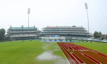 IND vs SA, Ist Test: Rain washes out play on day three in Cape Town